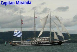 16. Capitan Miranda